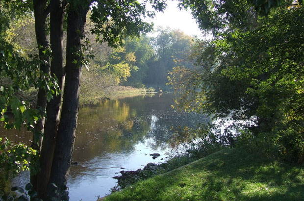 Saukville WI _ River Image